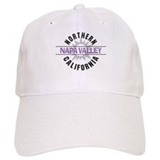 Napa Valley California Baseball Cap