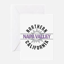 Napa Valley California Greeting Card