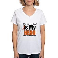 Leukemia Hero (Son-in-Law) Shirt