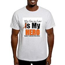 Leukemia Hero (Son-in-Law) T-Shirt