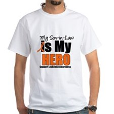 Leukemia Hero (Son-in-Law) Shirt