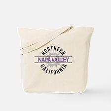 Napa Valley California Tote Bag