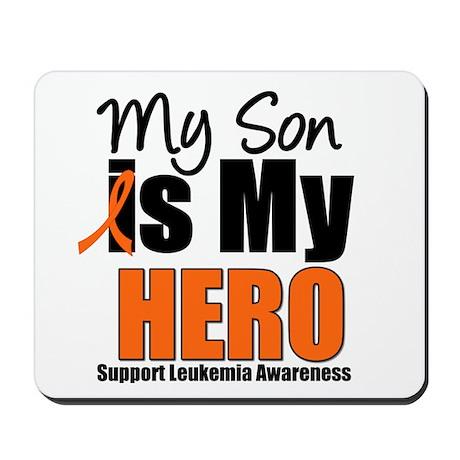 Leukemia Hero (Son) Mousepad