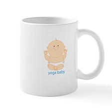 YogaBabyblue Mug