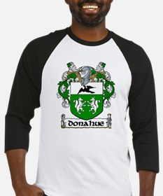 Donahue Coat of Arms Baseball Jersey