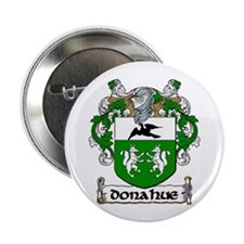 """Donahue Coat of Arms 2.25"""" Button (10 pack)"""