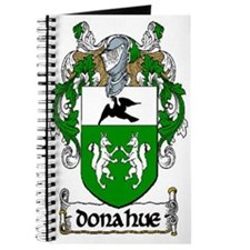 Donahue Coat of Arms Journal