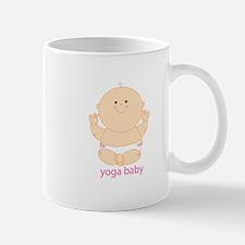 YogaBabyPink Mug