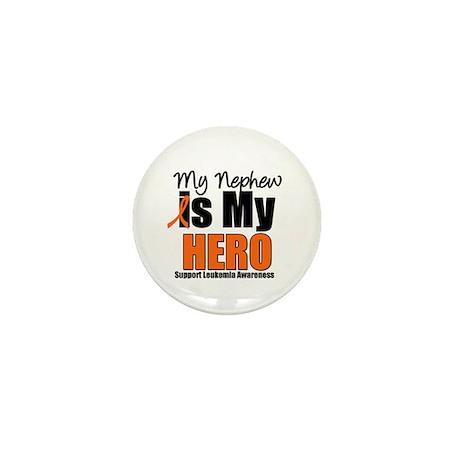 Leukemia Hero (Nephew) Mini Button