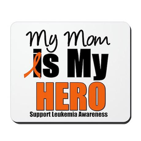 Leukemia Hero (Mom) Mousepad