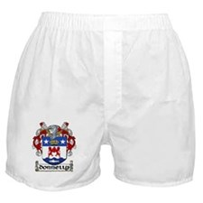 Donnelly Coat of Arms Boxer Shorts