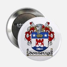 "Donnelly Coat of Arms 2.25"" Button (10 pack)"