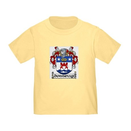 Donnelly Coat of Arms Toddler T-Shirt