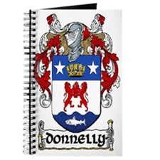 Donnelly Coat of Arms Journal