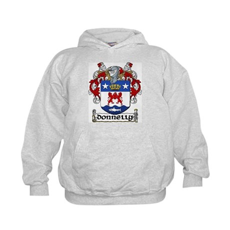 Donnelly Coat of Arms Kids Hoodie