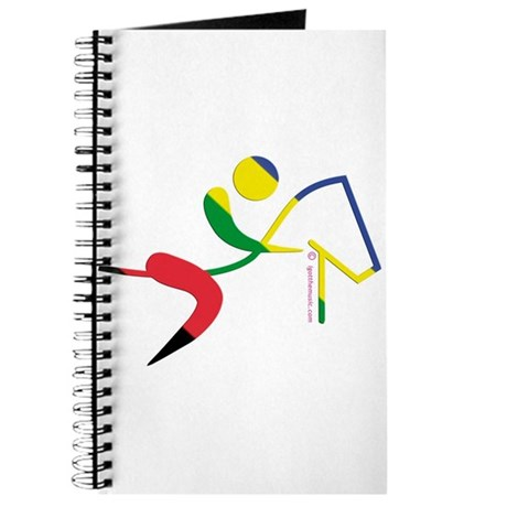 Equestrian Horse Olympic Journal