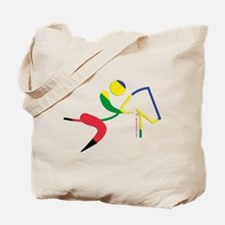 Equestrian Horse Olympic Tote Bag