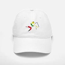 Equestrian Horse Olympic Baseball Baseball Cap