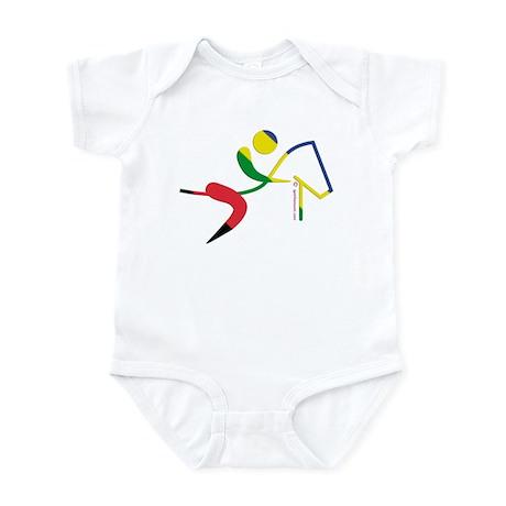 Equestrian Horse Olympic Infant Bodysuit