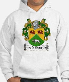 McDonough Coat of Arms Hoodie