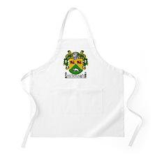 McDonough Coat of Arms Chef's Apron