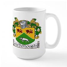 McDonough Coat of Arms Mug