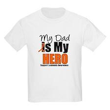 Leukemia Hero (Dad) T-Shirt