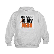 Leukemia Hero (Cousin) Hoodie