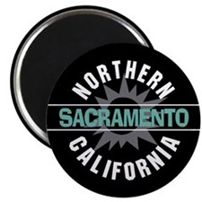 Sacramento California Magnet