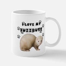 I love my fuzzbutt.Mug