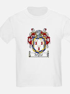 Doyle Coat of Arms Kids T-Shirt