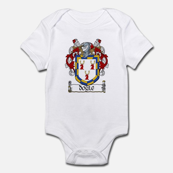 Doyle Coat of Arms Infant Creeper