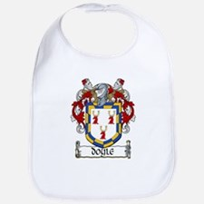 Doyle Coat of Arms Bib