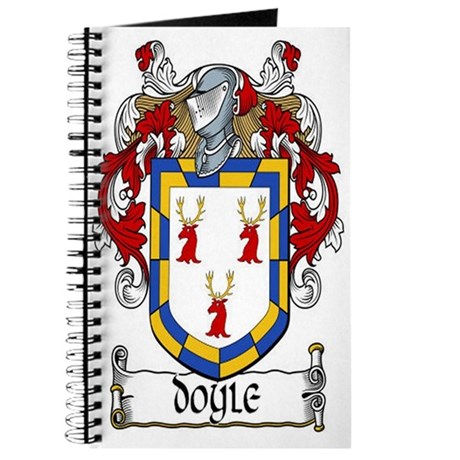 Doyle Coat of Arms Journal