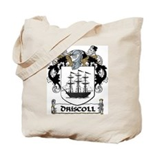 Driscoll Coat of Arms Tote Bag