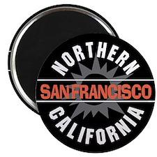 "San Francisco California 2.25"" Magnet (10 pack)"