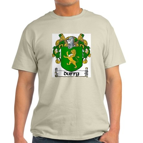 Duffy Coat of Arms Light T-Shirt