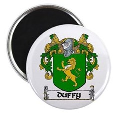 """Duffy Coat of Arms 2.25"""" Magnet (10 pack)"""