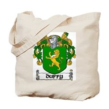 Duffy Coat of Arms Tote Bag