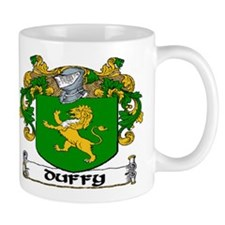 Duffy Coat of Arms Small Mugs