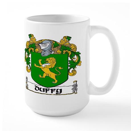 Duffy Coat of Arms Large Mug