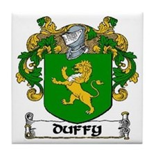 Duffy Coat of Arms Ceramic Tile