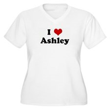 I Love Ashley T-Shirt