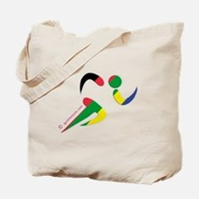 Running Olympic Tote Bag