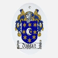 Duggan Arms Keepsake Ornament