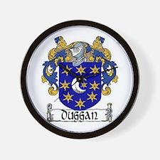 Duggan Arms Wall Clock