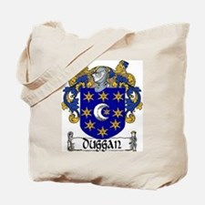 Duggan Arms Tote Bag