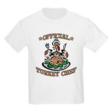 OFFICIAL TURKEY CHEF T-Shirt