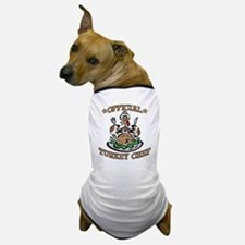 OFFICIAL TURKEY CHEF Dog T-Shirt