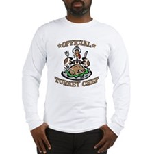 OFFICIAL TURKEY CHEF Long Sleeve T-Shirt